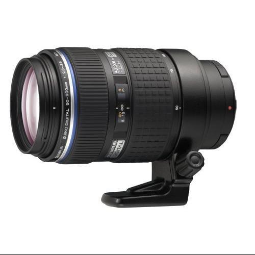 Olympus E 50-200mm F2.8/3.5 Swd Zuiko Telephoto Zoom Lens - F/2.8 To 3.5 (261015)