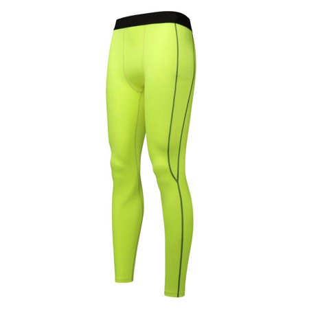 4920382b29c96 weefy - Mens Compression Basketball Long Pants Base Layers Workout Tights  Leggings - Walmart.com