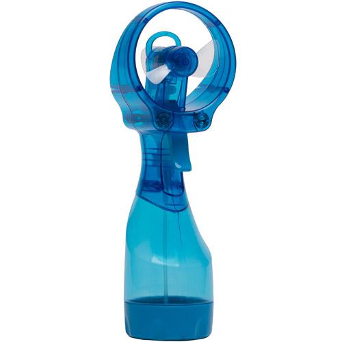 O2Cool Deluxe Water Misting Fan, Blue