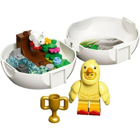 Lego 853958 Easter Chicken Skater Pod 36pcs Polybag New Sealed - Lego Easter Eggs