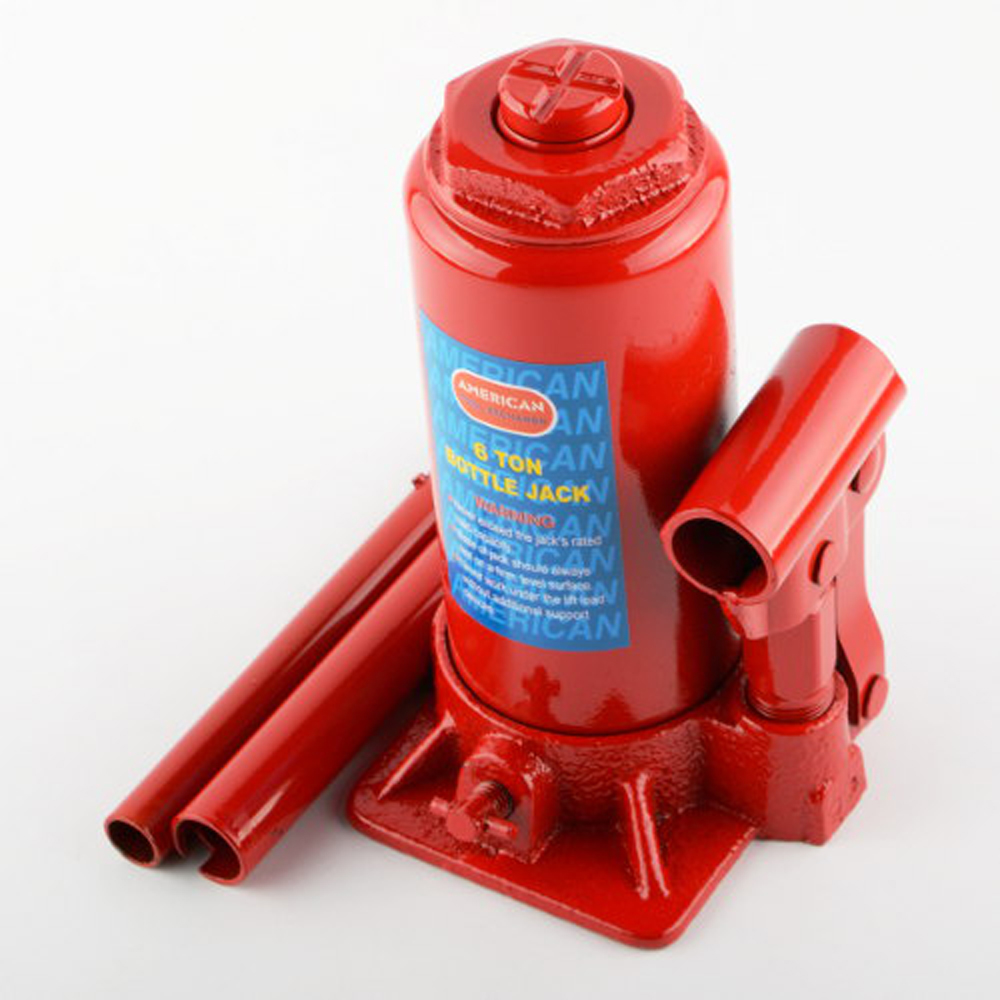 6 Ton Hydraulic Bottle Jack Car Repair Car Truck Mechanic