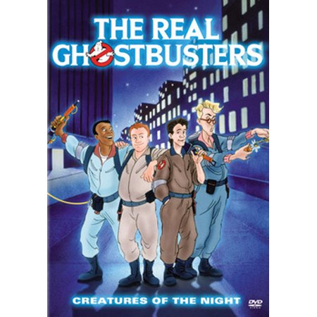 The Real Ghostbusters: Creatures of the Night (DVD) - The Real Ghostbusters Halloween Song