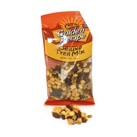 Halloween Trail Mix Recipes ((Price/Case)Golden Recipe 07601 Trail Mix Deluxe 8-6.75)