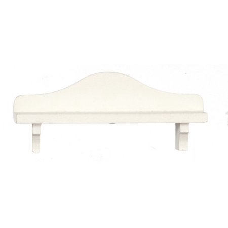 Dollhouse Small Wall Shelf White