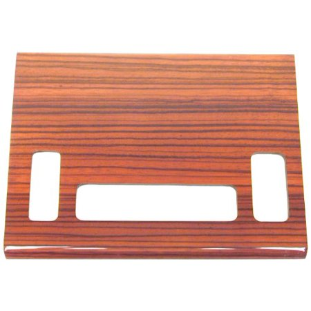 Parts Professional Installation - URO WK107ZAC4 APA/ Parts Wood Trim - AC Panel, Zebrano; Manufacturer suggests professional installation of wood products