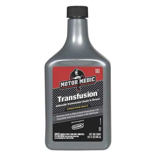 MOTORMEDIC M1432 Trans Fluid/Sealer,Auto,32 Oz