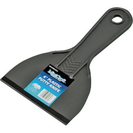 ProSource Multiple Purpose Putty Knife, 4 In W, Plastic Plastic Multi Purpose Putty