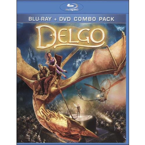 Delgo (Blu-ray + DVD) (Widescreen)