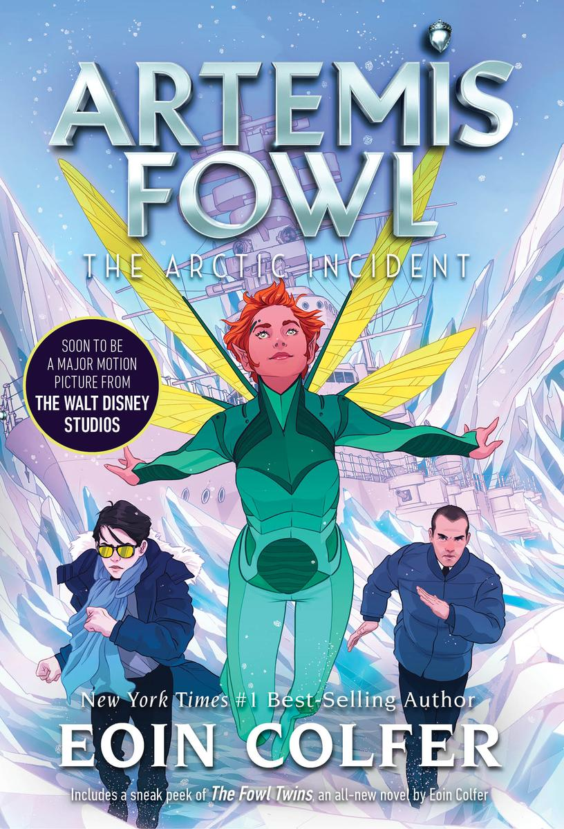 Ebook Artemis Fowl