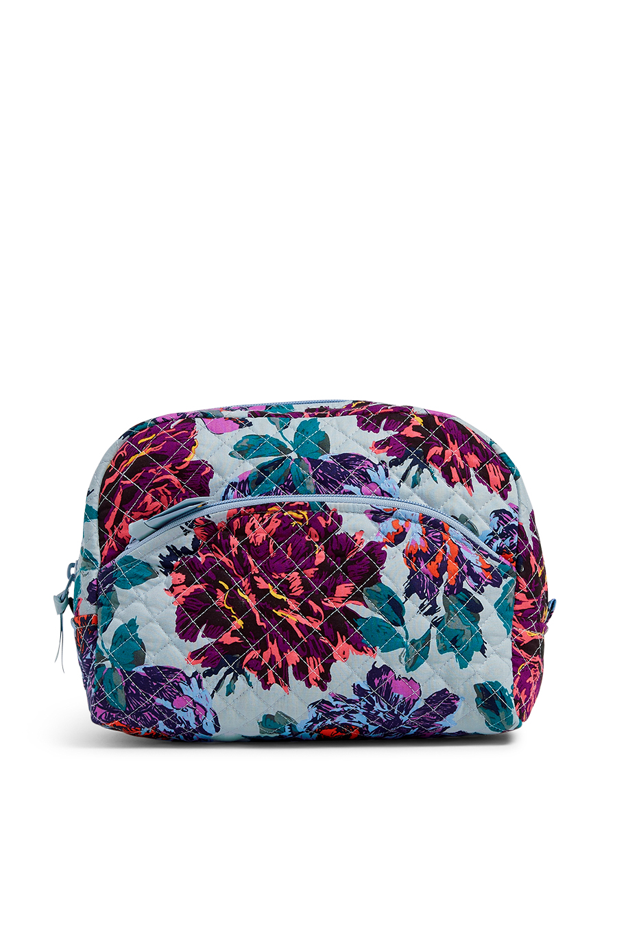 Vera Bradley Vera Bradley Large Cosmetic Bag Walmart Com Walmart Com