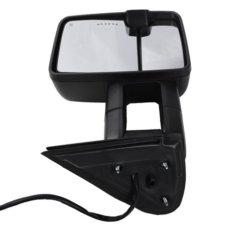Ktaxon Design Power Heated Turn Signal Towing Mirrors For 03-06 Chevy Silverado Pair - image 2 de 7