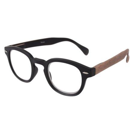 calabria 4376 wayfarer reading glasses - wood +2.50](Wayfarer Glasses Cheap)