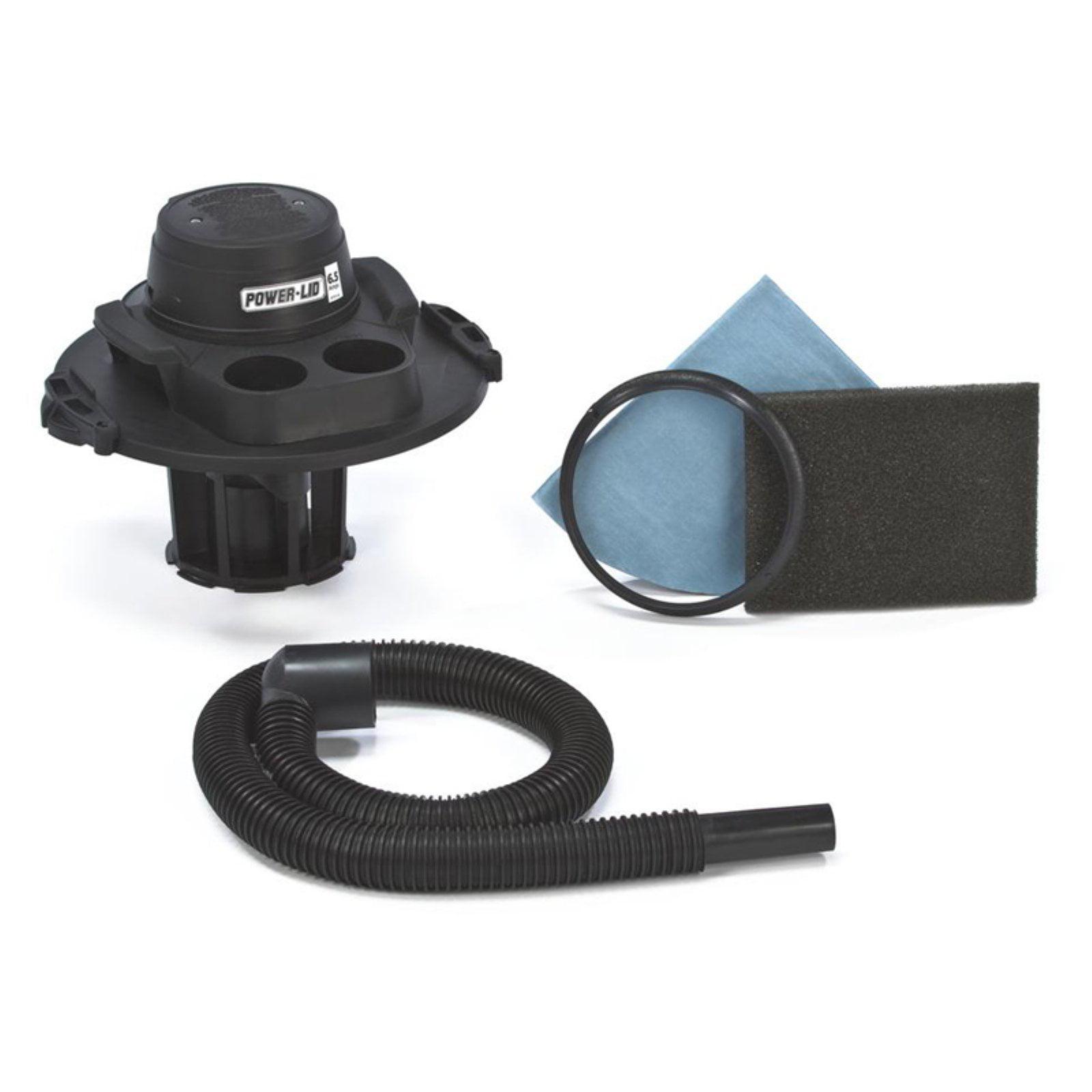 Shop Vac 6.5 Amp Wet or Dry Vacuum Head Power Lid by Shop-Vac