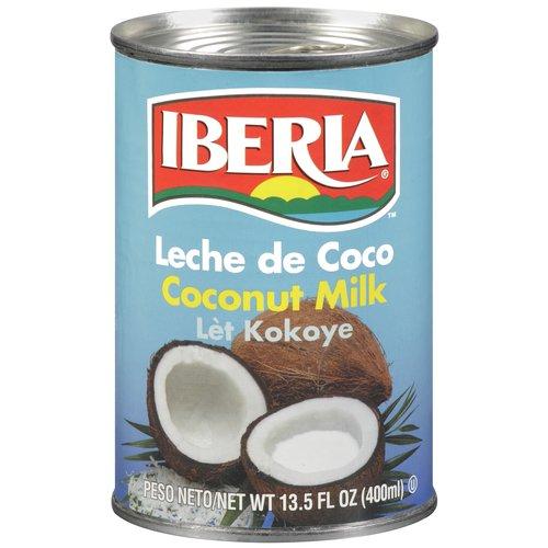 Iberia Coconut Milk, 13.5 fl oz