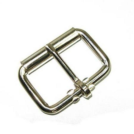 "Roller Buckle 1.75"" (4.4 cm) Nickel Plated"