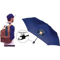 Houston Astros Super Mini Umbrella With Storm Clip - No Size