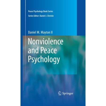 Nonviolence and Peace Psychology - eBook