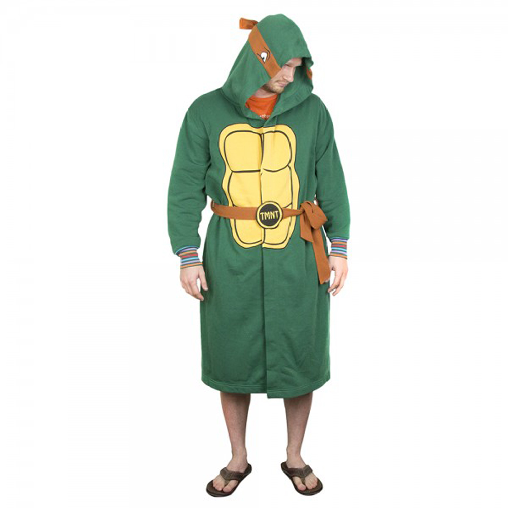 Hooded Robe: Large/ X-Large