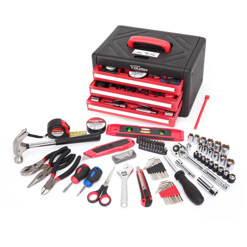 Hyper Tough 86-Piece All-Purpose Tool Set by HANGZHOU GREATSTAR INDUSTRIAL CO LTD