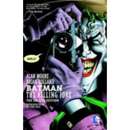 Batman  Killing Joke  Deluxe