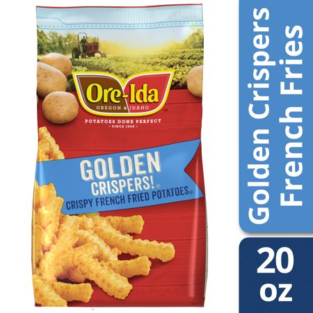 French Fried Potatoes (Ore-Ida Golden Crispers French Fried Potatoes, 20 oz Bag)