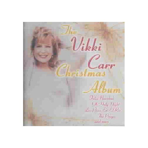 Vikki Carr - Christmas Album [CD]
