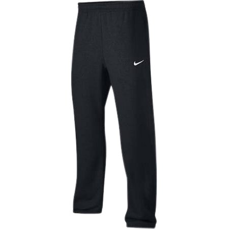 Nike Club Swoosh Men's Fleece Athletic Sweatpants Pants Classic Fit Size M