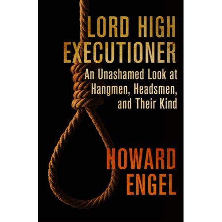 Lord High Executioner - eBook](Executioners Hood)