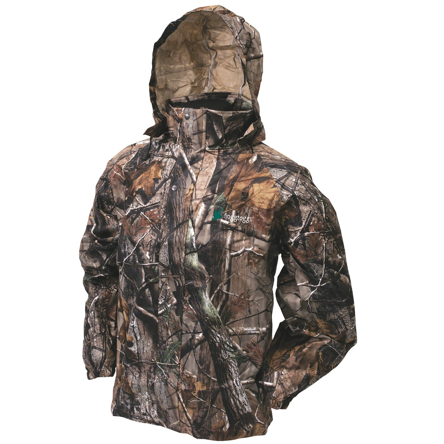 Click here to buy Frogg Toggs All Sports Camo Suit Sm AS1310-54GSm by Frogg Toggs.