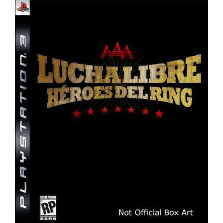 Lucha Libre Aaa Heroes Del Ring (PS3)