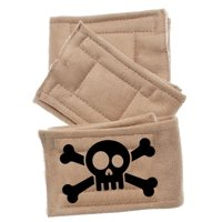Peter Pads Size MD Skull 3 Pack