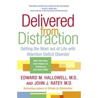 Delivered from Distraction - eBook