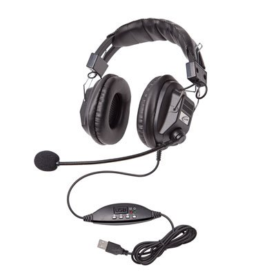 Califone Stereo USB Headset ()