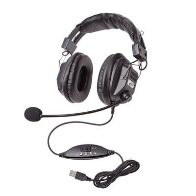 Califone Stereo USB Headset ()