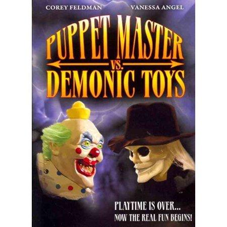 PUPPET MASTER VS DEMONIC TOYS](Puppet Master Blade)