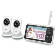 """Best VTech Baby Monitor Cameras - VTech VM350-2 5"""" Video Baby Monitor with 5"""" Review"""