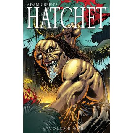 Adam Greens Hatchet Vol 01 Tpb