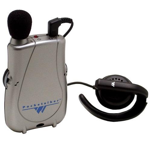 Pocketalker Ultra with Widerange Earphone