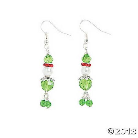 Pearl Elf Earrings Craft Kit - Elf Jewelry