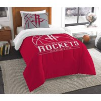 "NBA Houston Rockets ""Reverse Slam"" Bedding Comforter Set"