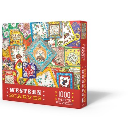 Western Scarves Puzzle (Other)](Western Craft)