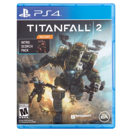 Electronic Arts EA Titanfall 2 (PS4) (Best Tone Kit Titanfall 2)