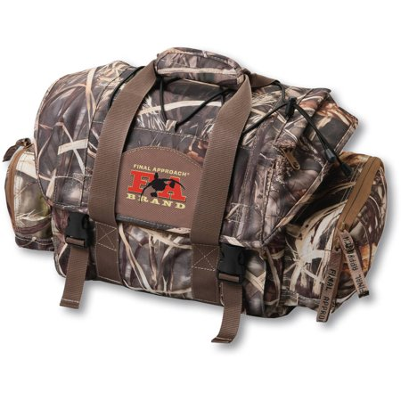 FINAL APPROACH Realtree Max5 458495FA Floating Blind Bag 2500 Cubic
