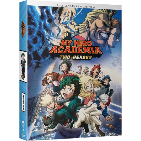My Hero Academia: Two Heroes (DVD)](Halloween 2 Movie Story)