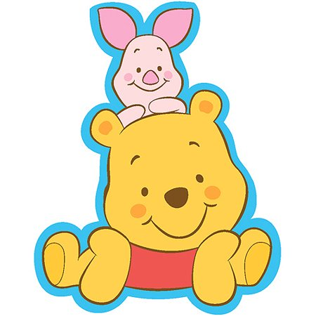 Disney Winnie The Pooh And Piglet Accent Rug