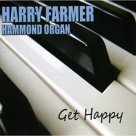 Harry Farmer & Hammond Organ - Get Happy [CD] (Best Hammond Organ Players)