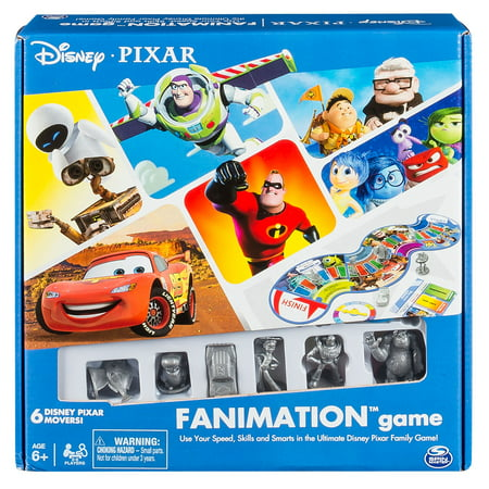 Spin Master Games – Disney Pixar Fanimation](Halloween Town Games Disney)