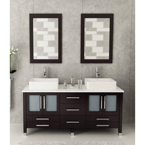 5 foot double vanity. Double Vanities Bathroom  Walmart com