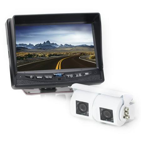 Rear View Camera System, Dual Camera Setup (Best Dual Camera Setup)