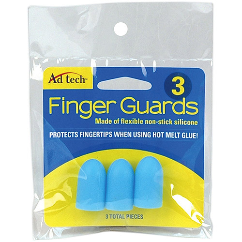 Finger Guards, 3pk